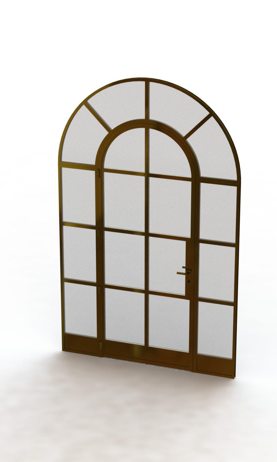 industrialne okna